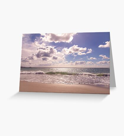 St. Ouen's Beach, Jersey *1* Greeting Card