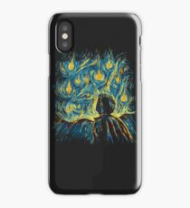 Angels, They're Falling (Supernatural) iPhone Case