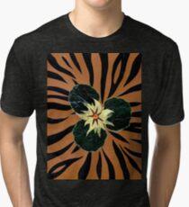 Tiger Lily Tri-blend T-Shirt