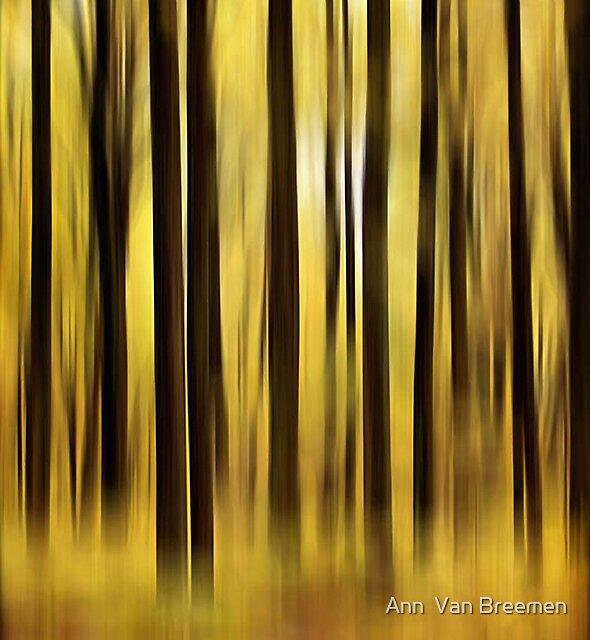 On Golden Pond by Ann  Van Breemen