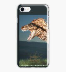 Tyrannosaurus Rex Finished Reconstruction iPhone Case/Skin