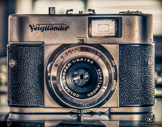 HDR Voigtländer Camera by MalteWiggers