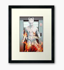 Envite del Diablo Framed Print