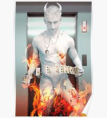 Envite del Diablo Poster