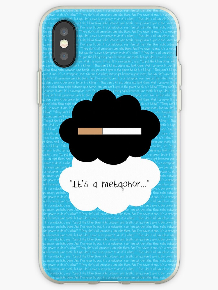 best website d8c76 eec62 'The Fault In Our Stars ' iPhone Case by Jasmine Alzate