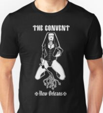 The Convent New Orleans BLACK T-Shirt Unisex T-Shirt