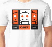 Reddit Dis-obey Unisex T-Shirt
