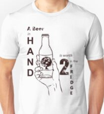 A Beer In Hand T-Shirt