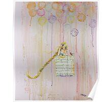 Repunzel's Daydream Poster