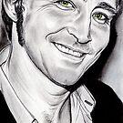 Lee PACE, irresistible smile by jos2507
