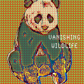Giant Panda#4 by montuse