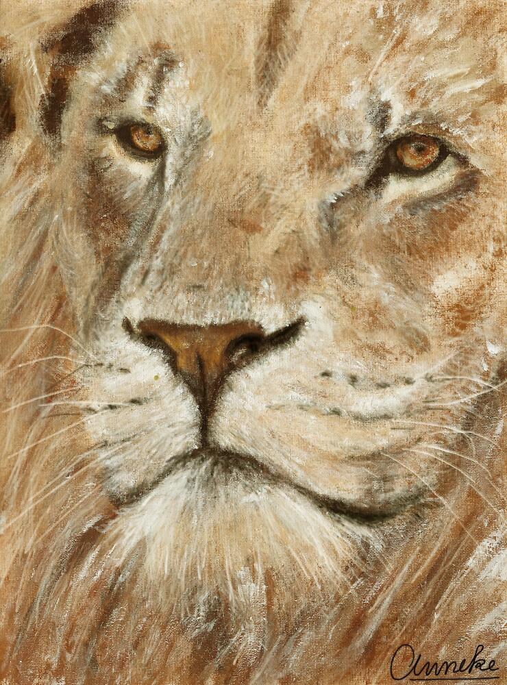 Leo by Anneke