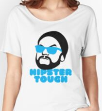 Hipster Tough Women's Relaxed Fit T-Shirt