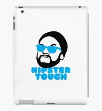 Hipster Tough iPad Case/Skin