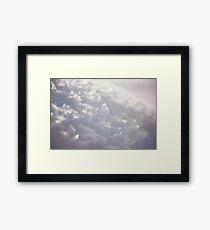 Brush Strokes of Nature Framed Print