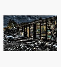 Boxcar Photographic Print