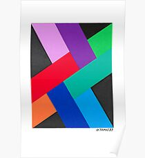 COLOR MILL Poster