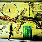 Mothership Octopus by RatherPedanticInc Gonçalo Julião
