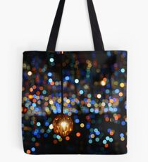 Dotted light Tote Bag