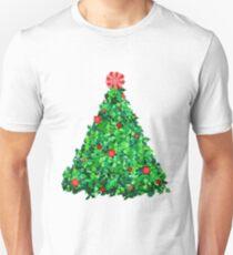 Holly Tree Unisex T-Shirt