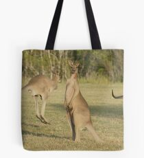 Kangaroo 2 Tote Bag