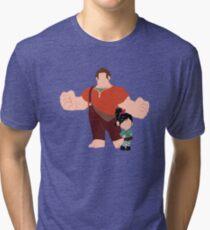 The Dynamic Duo Tri-blend T-Shirt