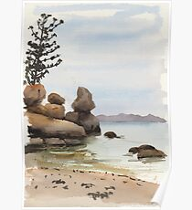 Florence Bay, Magnetic Island Poster