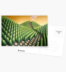 Fargesia victualia Postcards