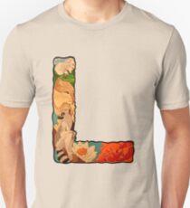 The Letter L Slim Fit T-Shirt
