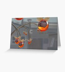 Simmondsia vitra Greeting Card