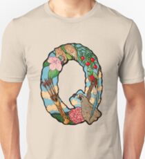 The Letter Q Slim Fit T-Shirt