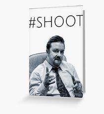 #SHOOT Greeting Card