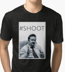 #SHOOT Tri-blend T-Shirt