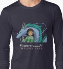 Spirited Away Chihiro and Haku-Studio Ghibli T-Shirt