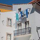 Washing in Lisboa. by naranzaria