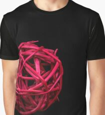 Red decoration ball Graphic T-Shirt
