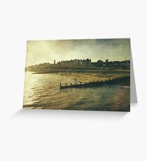 Southwold in Winter Greeting Card