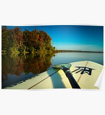 Fall Paddle Poster