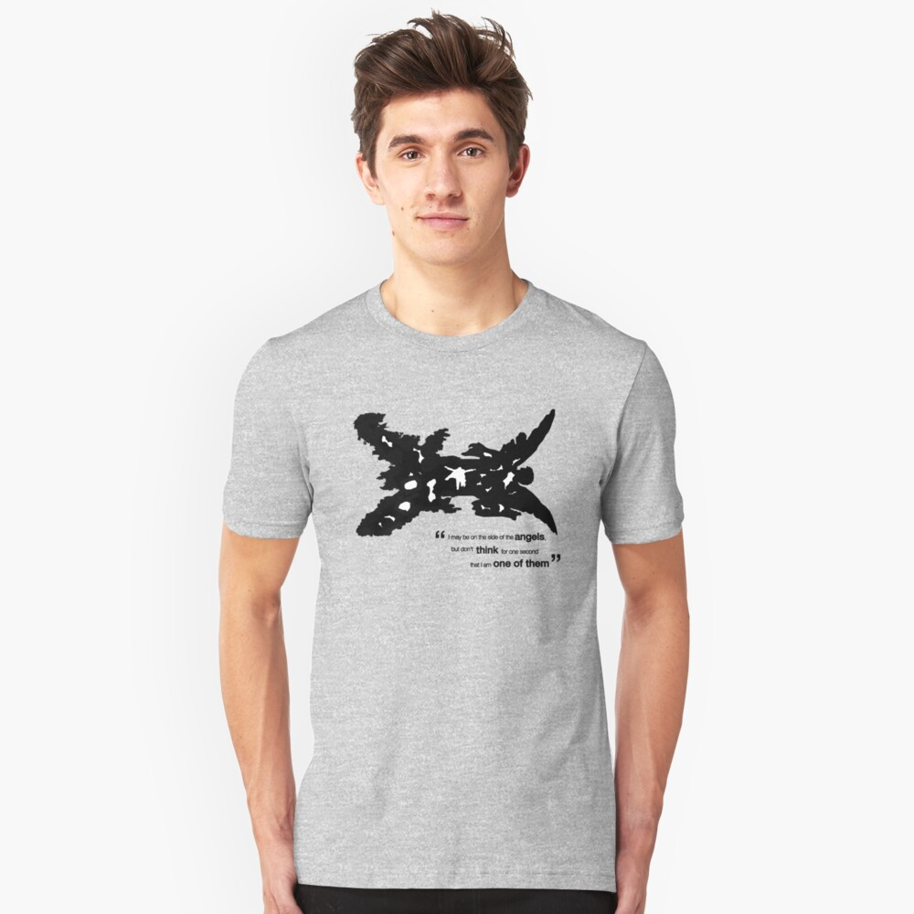 One Of The Better Angels Unisex T-Shirt Front