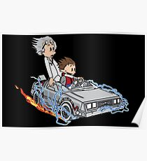 Great Scott !!! Poster