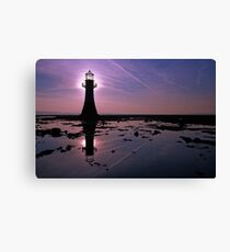Whiteford Lighthouse Canvas Print