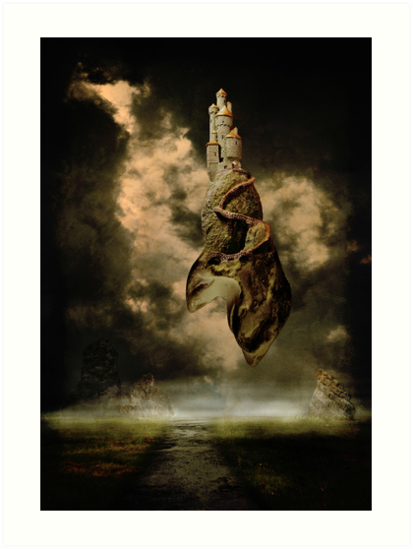 A Castle In The Sky by Patricia Jacobs DPAGB LRPS BPE4