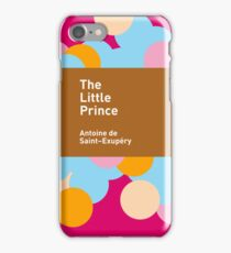The Little Prince / Antoine de Saint-Exupéry iPhone Case/Skin
