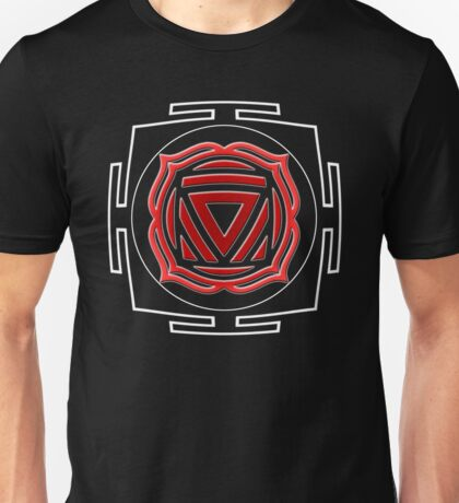 CHAKRA_1st_MANTRA_2014 T-Shirt