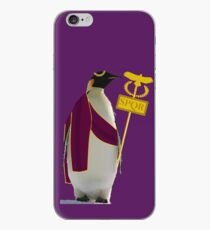 Kaiserpinguin iPhone-Hülle & Cover