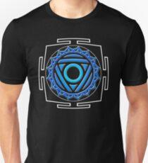 CHAKRA_6th_MANTRA_2014 Unisex T-Shirt
