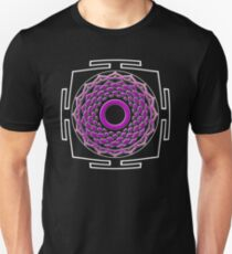 CHAKRA_8th_MANTRA_2014 Unisex T-Shirt