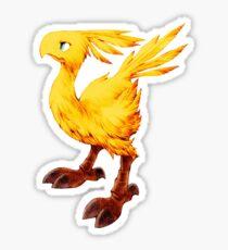 Chocobo Final Fantasy Tactics Sticker
