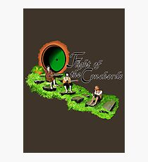 Fellowship of the Conchords Photographic Print