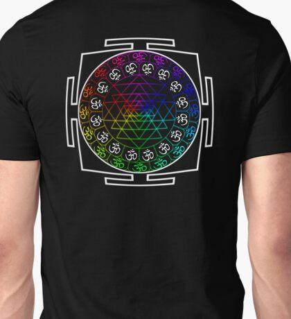 OM_SHRI_RAINBOW_MANTRA_2014 T-Shirt